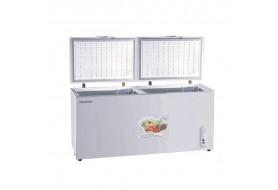 Polystar 520L Double Door Chest Freezer White Colour PV-CF620L