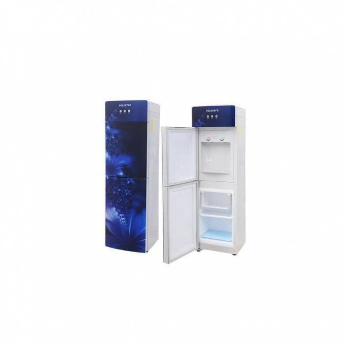 Polystar Hot & Cold Water Dispenser PV-R6JX-5FFB Blue Colour