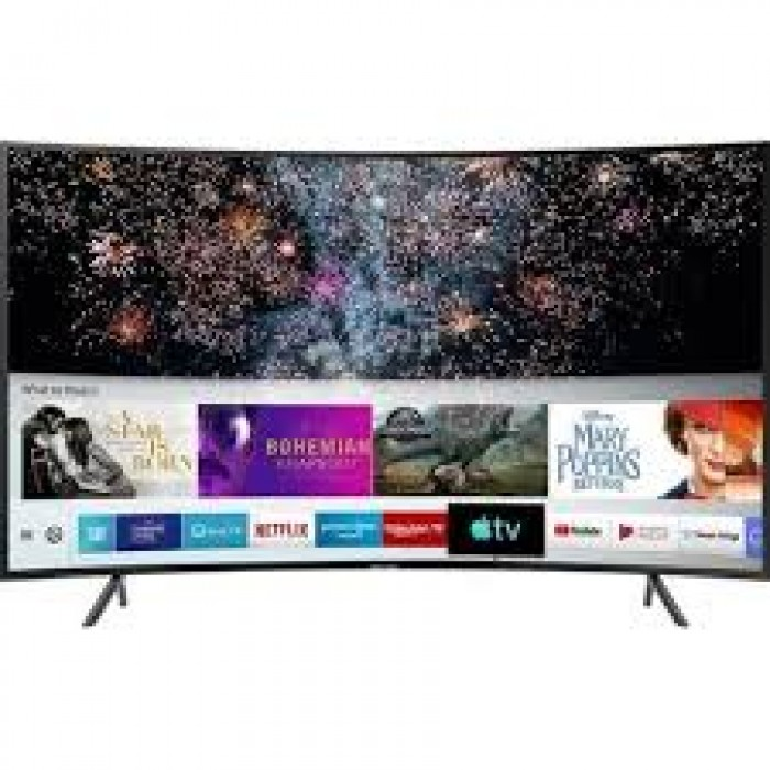 Polystar 40 Inches Curve LED Smart Android Television | PV-JP40CV2100SY Silver TV