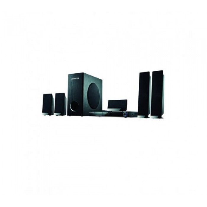Polystar Home Theatre With DVD Player   PV-3331-3.1