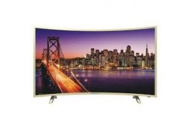 Polystar 55 Inches Curve Led Smart Android Television Silver Color | PV-JP55CV2100SY