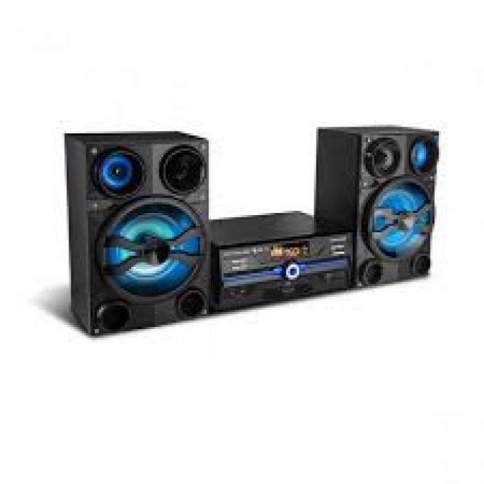 Polystar 2.0 Micro Hifi System Compatible With DVD/CD/MP3/WMA PV-HF208C
