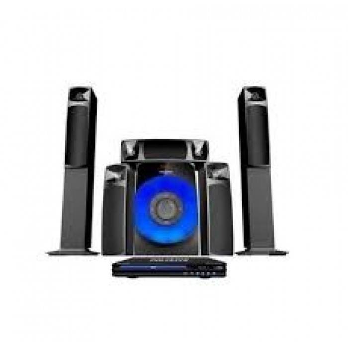 Polystar Home Theatre Bluetooth with DVD Player (PV-3335-5.1)