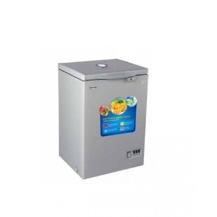 Polystar 99 Liters Chest Freezer Grey PV-CF196L