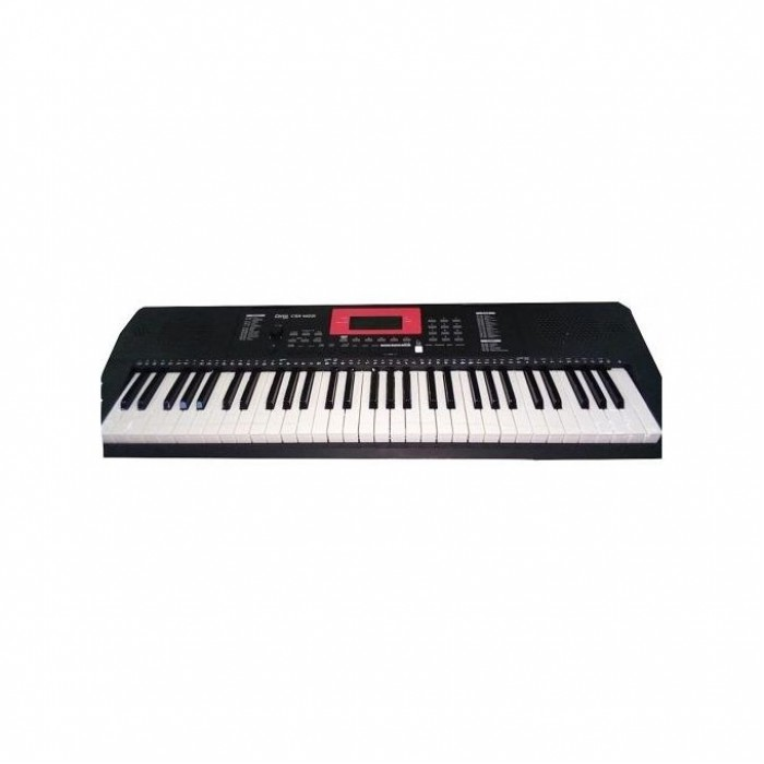 Cerox CSR-M221 Organ   Response 32 Polyphony, 580 Voices, 200 Styles, 155 Songs, LCD Display