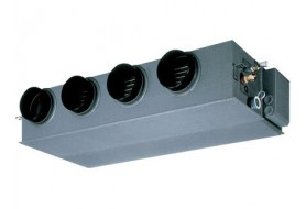 Panasonic 4HP (36,000 BTU) Concealed Duct Type AC S36PFY