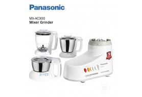 Panasonic Mixer With Steel Jar AC300