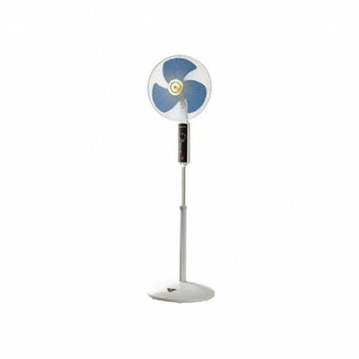 Panasonic 16 Inches Standing Fan With Light & Timer F-407W