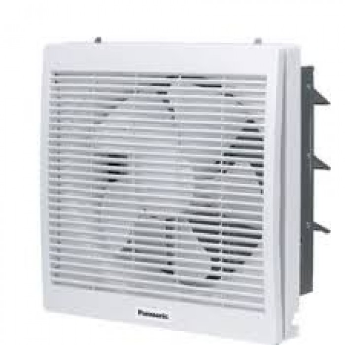 Panasonic 8 Inches Exhaust Fan with Plastic Grill FV-25AUF