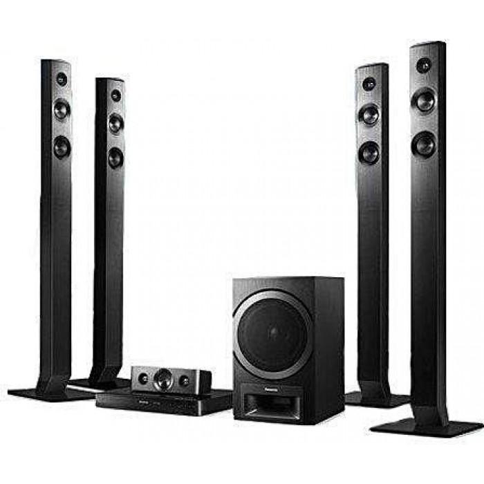 Panasonic XH385 Home Theater 1000W (4Tall Speaker)