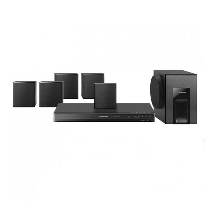 Panasonic XH105 Home Theater 300W (4 Small Speaker)