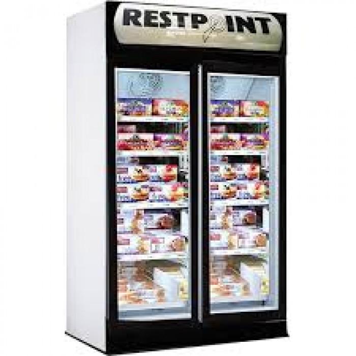 RestPoint 790L Two Door Showcase Chiller RC-920SC