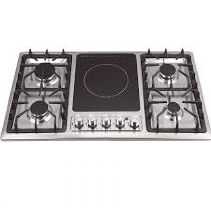 RestPoint 4 Gas + 1 Electric Gas Cooker Built With Safety Device RC-GS3F
