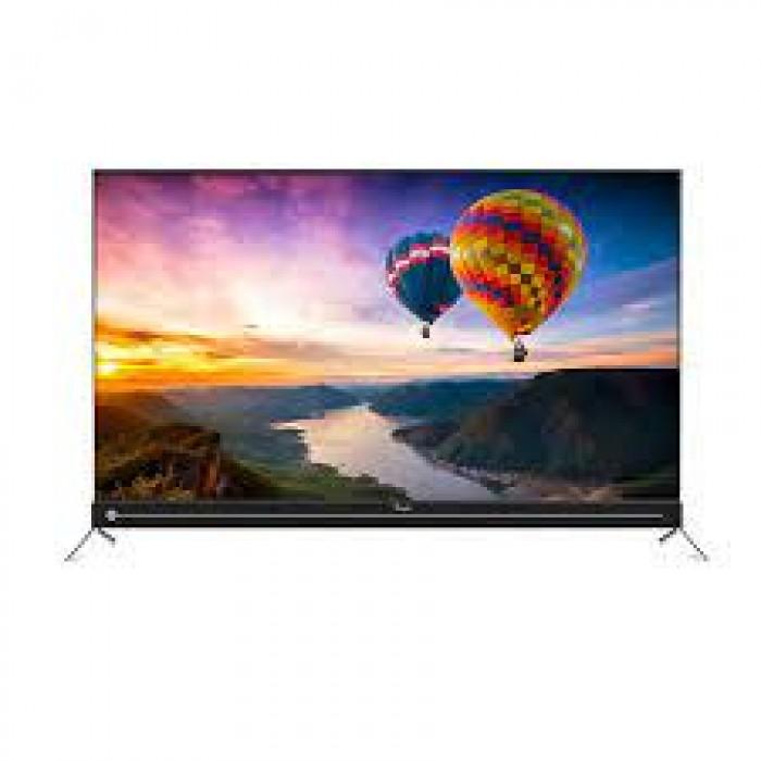 Royal 75 Inches Smart Full HD QLED Slim Bezel Television (ROY-TV0026 UGH75UQ5K-AI)