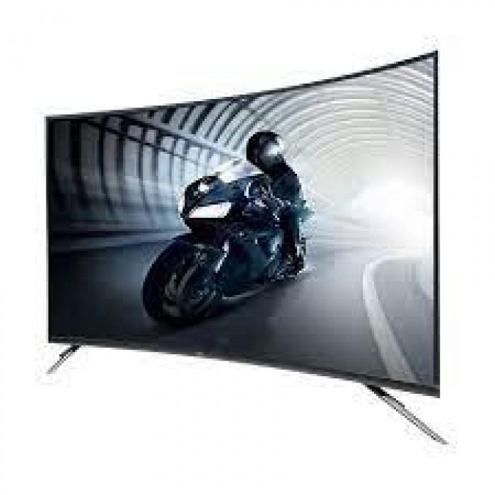Royal 49 Inches Curved FHD LED Slim Bezel Television (ROY-TV0020|RCTV49DU4)