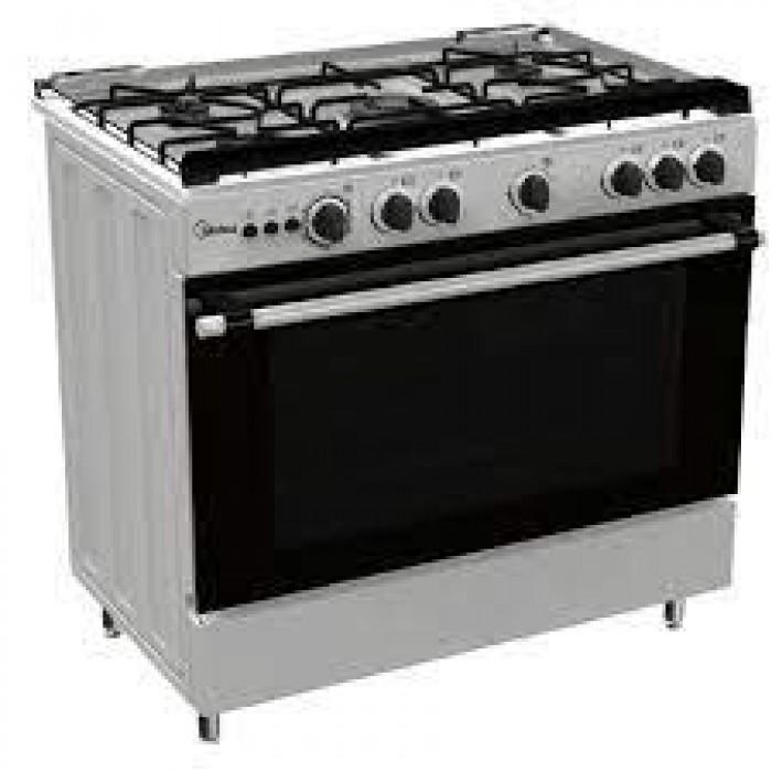 Royal Semi Professional 5 Burners Gas Cooker (ROY-GAS0062|RG-CTZ50S)
