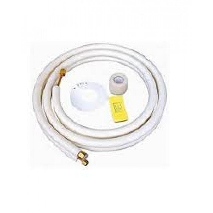 Royal 1HP Installation kit and pipes for Split, 3M (ROY-INST00001|1HPSAC3M)