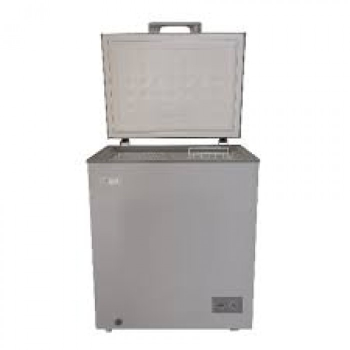 Royal 105 Liters Silver Chest Freezer (ROY-FZ0062 RCF-H105)