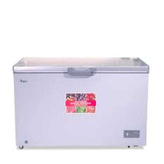 Royal 321 Liters Silver Chest Freezer (ROY-FZ0061   RCF-H321)
