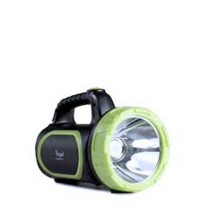Royal 3W Rechargeable LED Torch with Side LED Lamp (ROY-R/TORCH003|RTL8493)