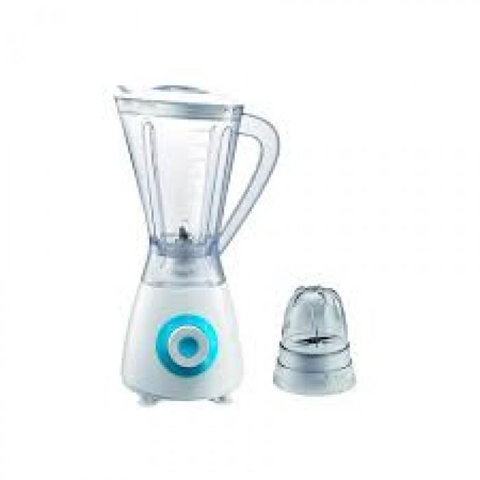 Royal 1.5 Liter Plastic Jar with Grinder jar, 2 speeds with pulse function (ROY-BL0003  RBL810B)