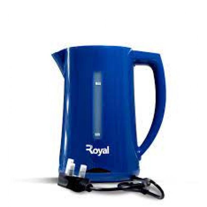 Royal 1.8 Liters Cordless Electric Kettle Blue(ROY-KTTL012 RPEK-1803BLW)