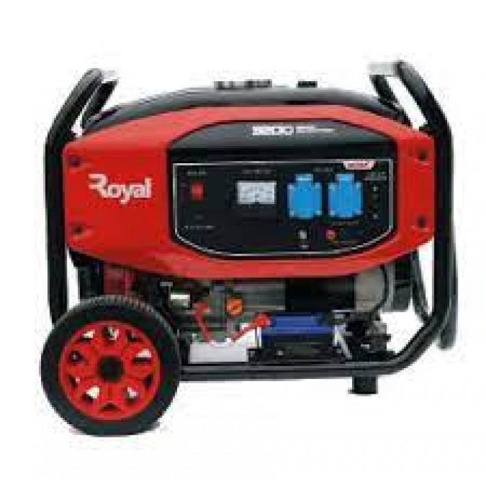 Royal 3.0KVA Generator Manual Start (ROY-GEN0002|GR3500C)