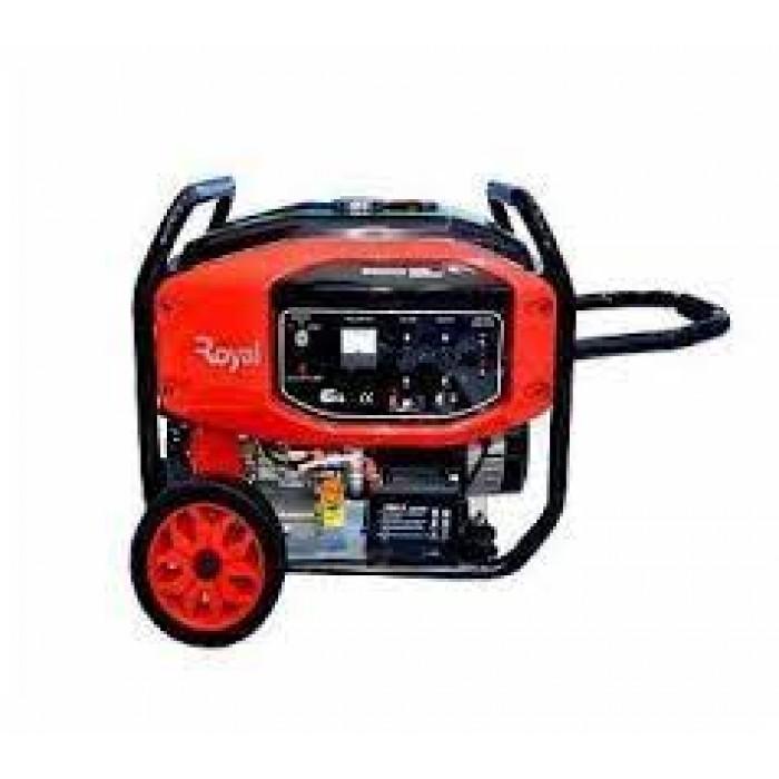 Royal 5.5KVA Generator Electric Start (ROY-GEN0004|GR8000CE)