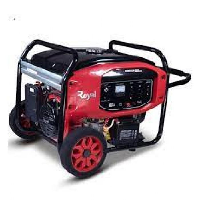 Royal 6.5KVA Generator Electric Start (ROY-GEN0005  GR10000CE)