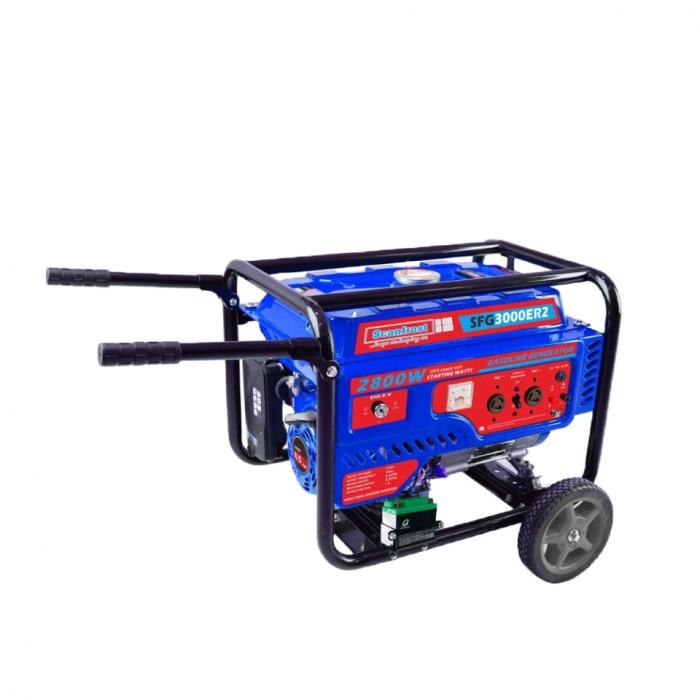 Scanfrost 2.5KW / 3.1KVA SFG3000ER Generator | APSCGE0010