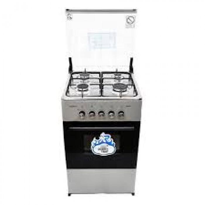 Scanfrost 4 Burner Gas Cooker CK-5402NG 50x50cm | APSCCK0004 5-Series