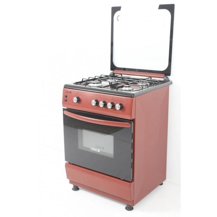 Scanfrost 4 Burner CK6400R 60x60cm Gas Cooker | 6-Series APSCCKFG43