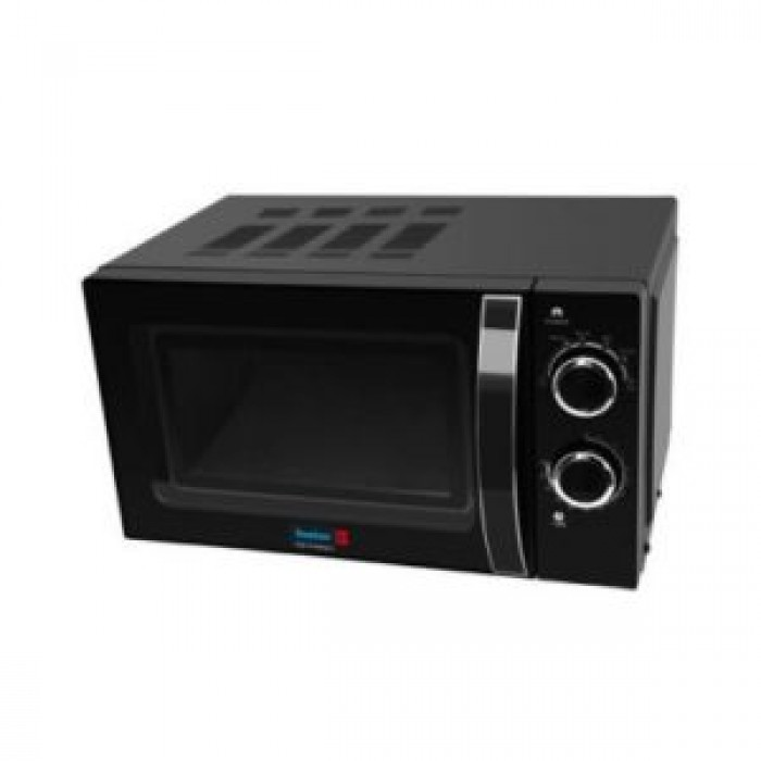 Scanfrost 20L SFMWO20CM Microwave Oven Without Grill | APSCMWO020 | Black Finish