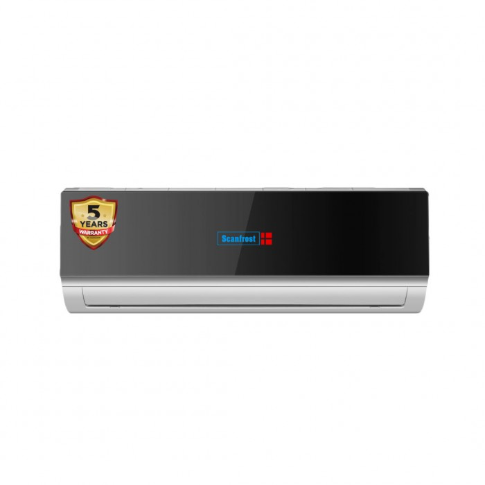 Scanfrost 2HP SFACS18MM Split Air Conditioner With Elegant Black Mirror Finish | APSCACFG23