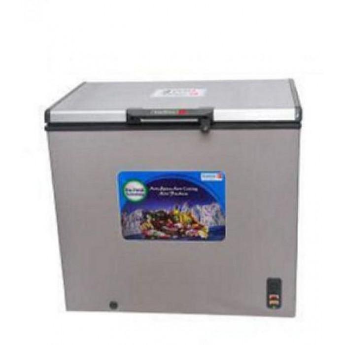 Scanfrost 116L Chest Freezer Comfort Line SFL111 Inox | APSCFZFG18