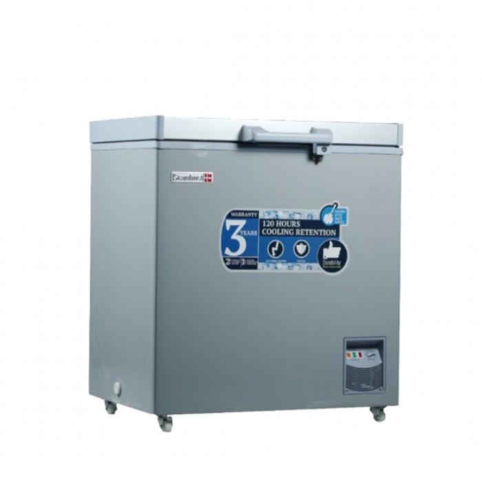 Scanfrost SFL 200E Colour Chest Freezer   APSCFZFG39