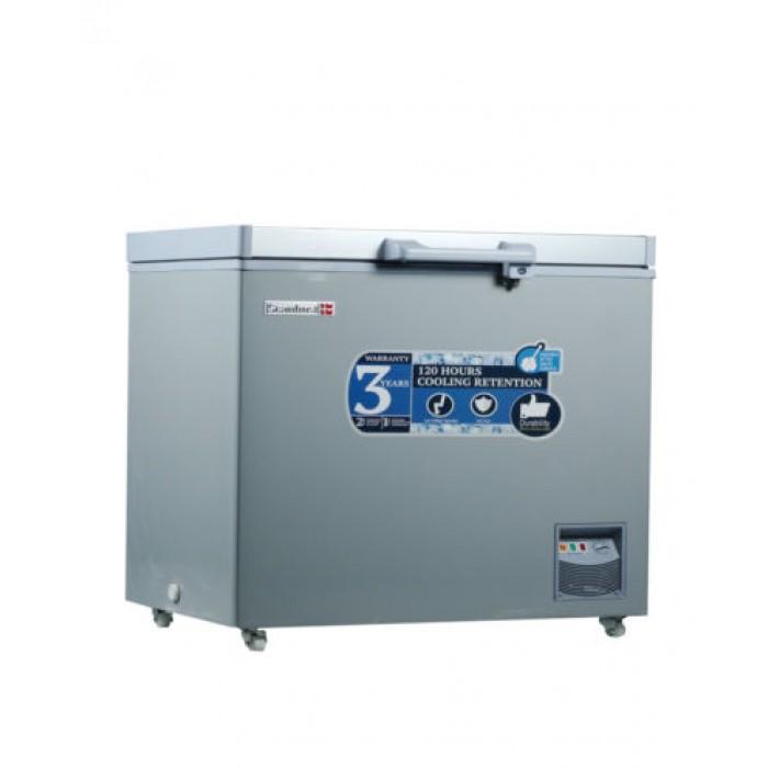Scanfrost SFL 100E Colour Chest Freezer  APSCFZFG42