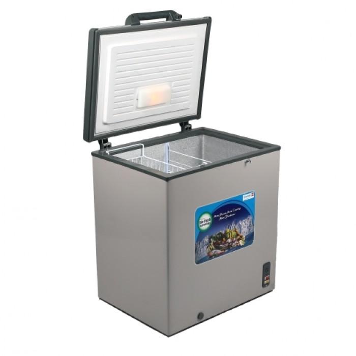 Scanfrost 166L Chest Freezer Inox Finish SFL151 | APSCCF0007