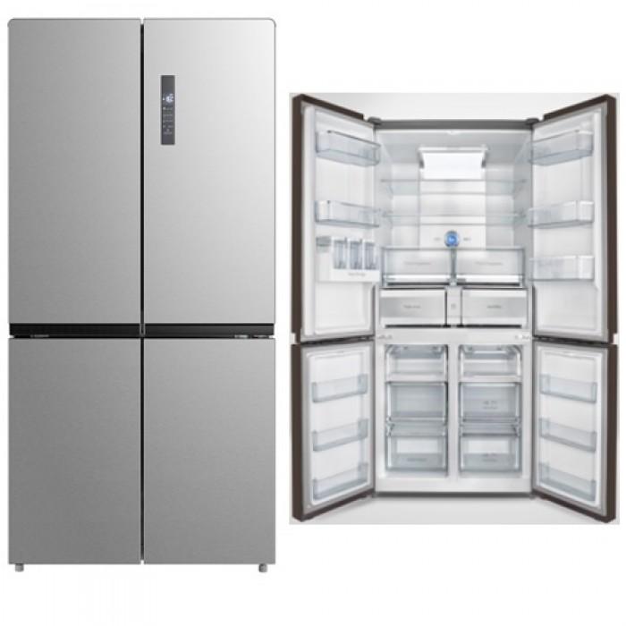 Scanfrost French 4 Door Refrigerator SFFDS510M - SBS   APSCRFFG19
