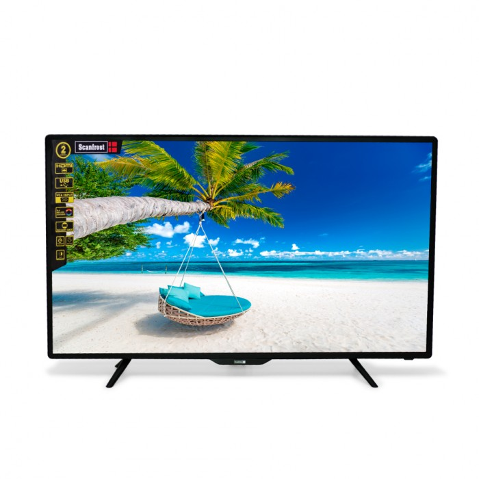 Scanfrost 40 Inches LED Television SFLED40EL   APSCTV002