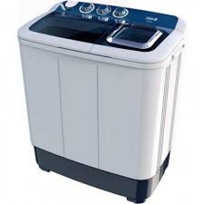 Scanfrost 12kg Top Loader Twin Tub Semi Automatic Washing Machine SFSATT12M   APSCLA00039