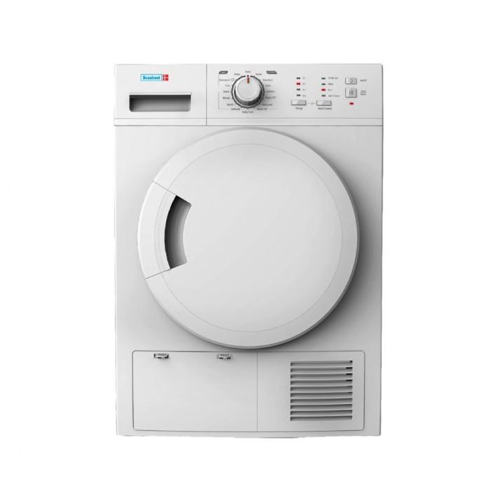 Scanfrost 8kg SFD8000 Condenser Dryer Silver Colour APSCLA00029