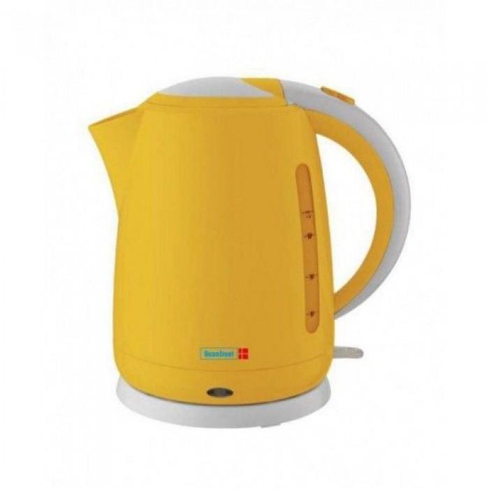 Scanfrost 1.8L SFKAK 1801 Kettle | APSCKA0008 Yellow Colour