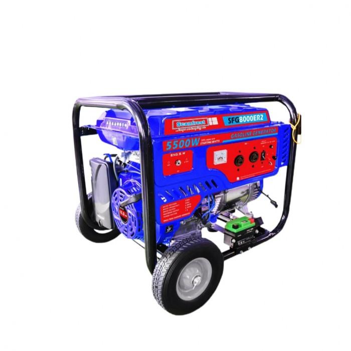 Scanfrost 5.0KW / 6.25KVA SFG8000ER2 Generator | APSCGE0006