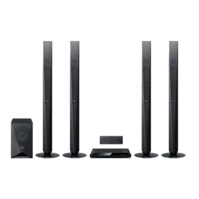 Sony DAV-DZ950 Home Cinema System With Bluetooth  4 Tall Boy Speaker APSYAD0003