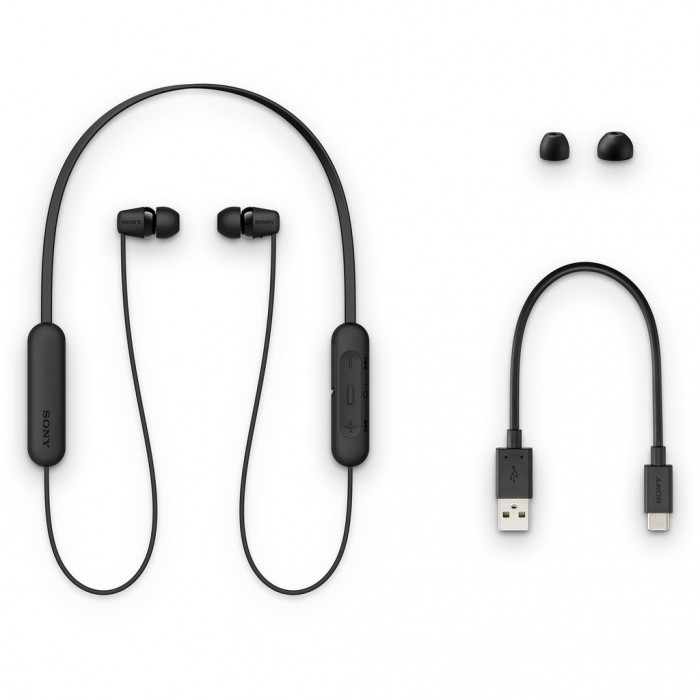 Sony WI-C200 Wireless In Ear Headphones With Bluetooth | APSYAD0029