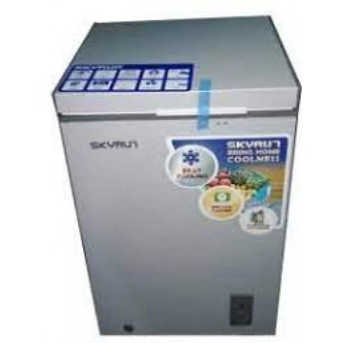 SKYRUN 100L BD-100HNW Chest Freezer Coloured