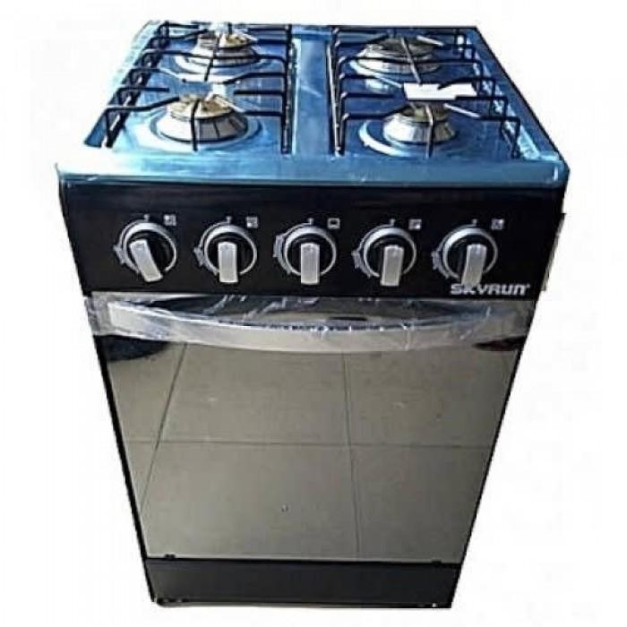 SKYRUN 4 Burner GCS-4G/KB Gas Cooker