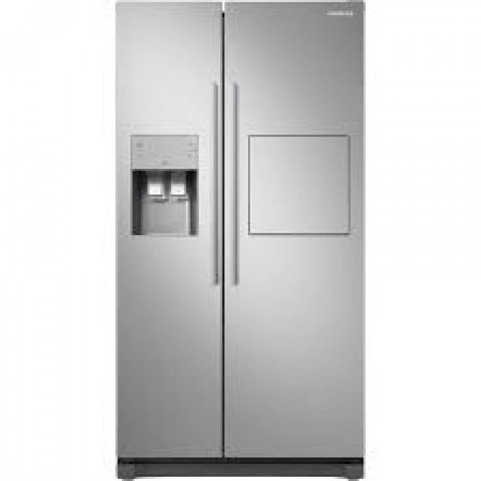 Samsung 551 Liters Digital Inverter Water Dispenser Side by Side Refrigerator with Ice Cube Maker (RS50N3913SA)