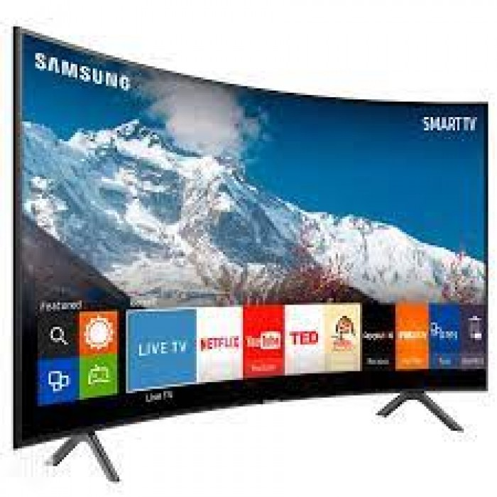 Samsung 55 Inches Crystal 4K UHD Curved Smart Flat Television (TV, UA55TU8300)